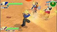 dragon ball z tag team psp