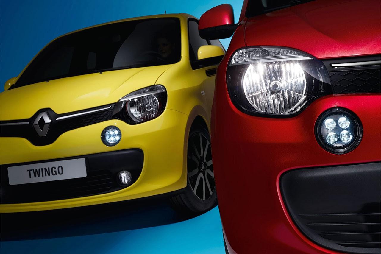Renault Twingo detail