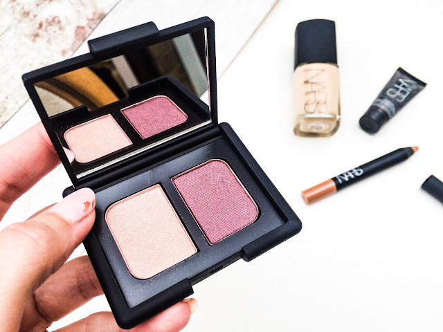 The Nars Autumn Makeup Eyeshadow Duo