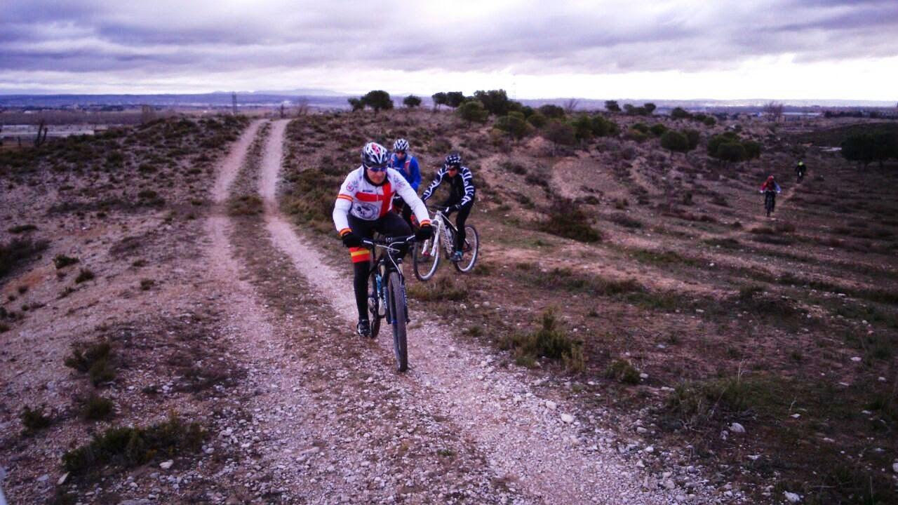 Circuito Zaragoza : Circuito pinares venecia by txanjo cruzados btt zaragoza