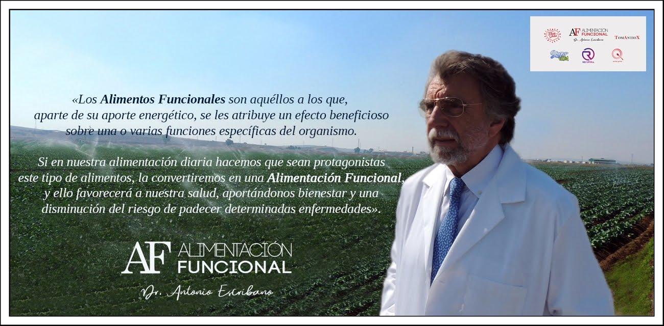 Web: Alimentación Funcional Dr.Escribano