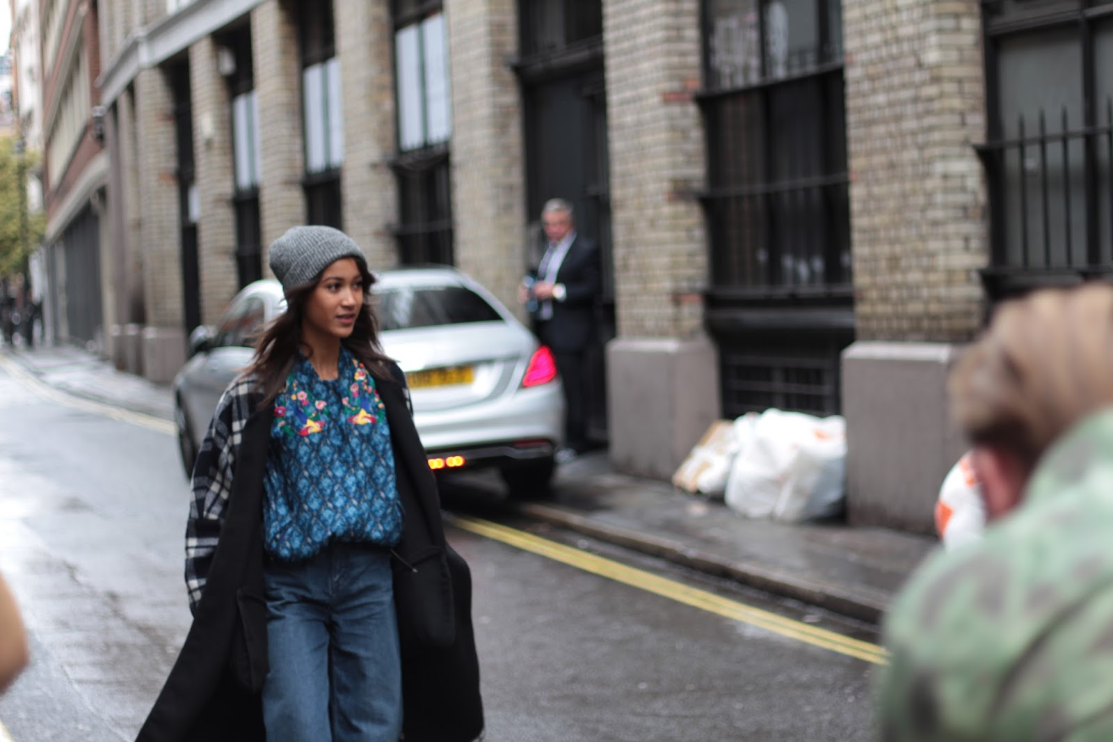 London fashion week ss16 street style day 5