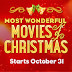 """HALLMARK MOVIES & MYSTERIES releases details of their Holiday Programming event """"MOST WONDERFUL MOVIES OF CHRISTMAS"""""""