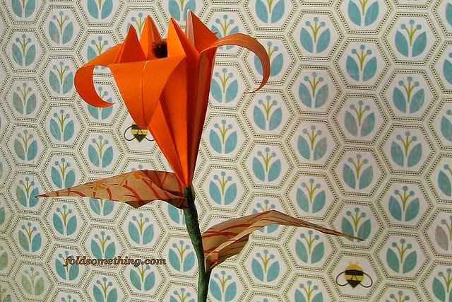 Origami Flowers For Beginners Origami Flower Easy