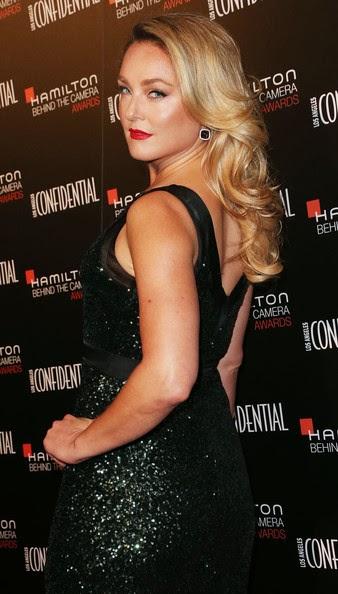 Elisabeth Rohm Hairstyle
