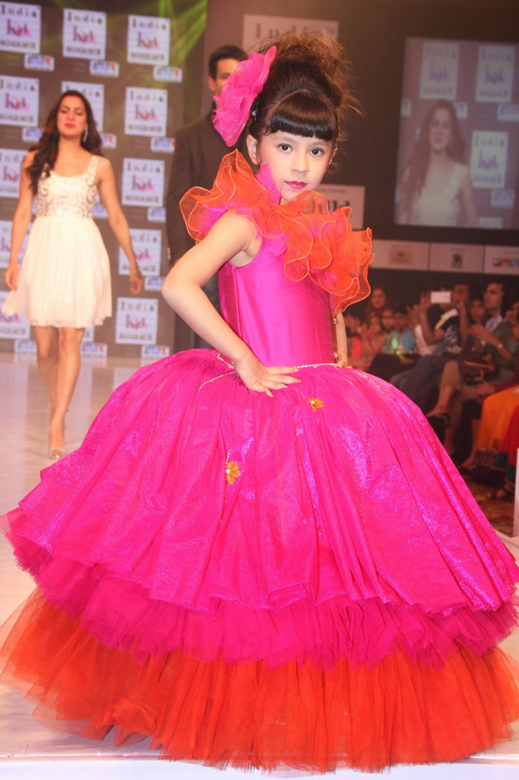 Kids Fashion Show 2015 India Kids Fashion Week
