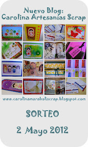Nuevo blog de Carolina
