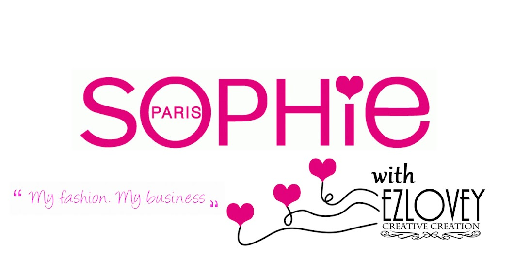 SOPHIE PARIS with EZLOVEY