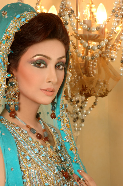 Bridaldressesinpakistan20112 - Makeup of the day 25 July