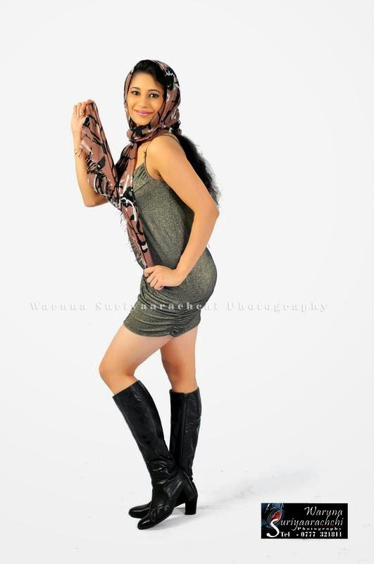 sri lankan model new