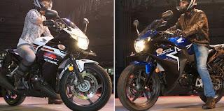 Wes Keren Brosis...Honda Perkenalkan Kostum Baru Buat CBR 250R dan CBR 150R, Joss!!!