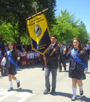Participación en Aniversario de San Carlos 2013
