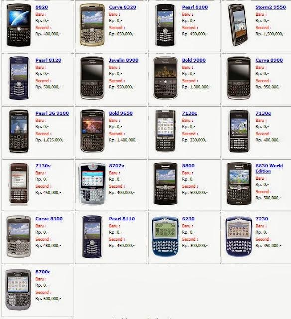 harga bb blackberry 3