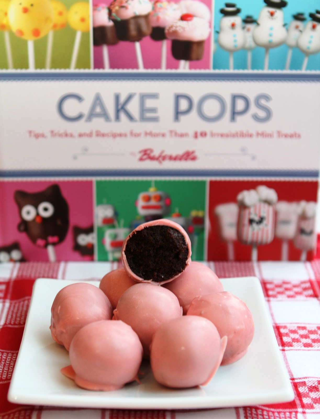 Passion For Baking Simply Cake Pops