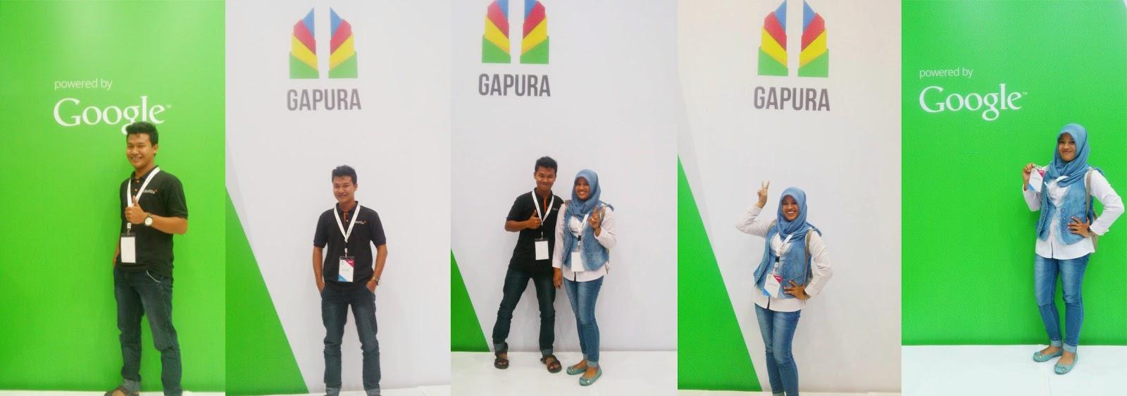 Foto Gapura 2015