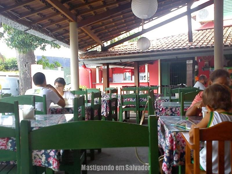 Di Ana Restaurante: Ambiente