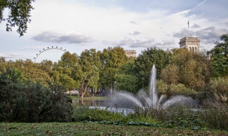 Londyn parki