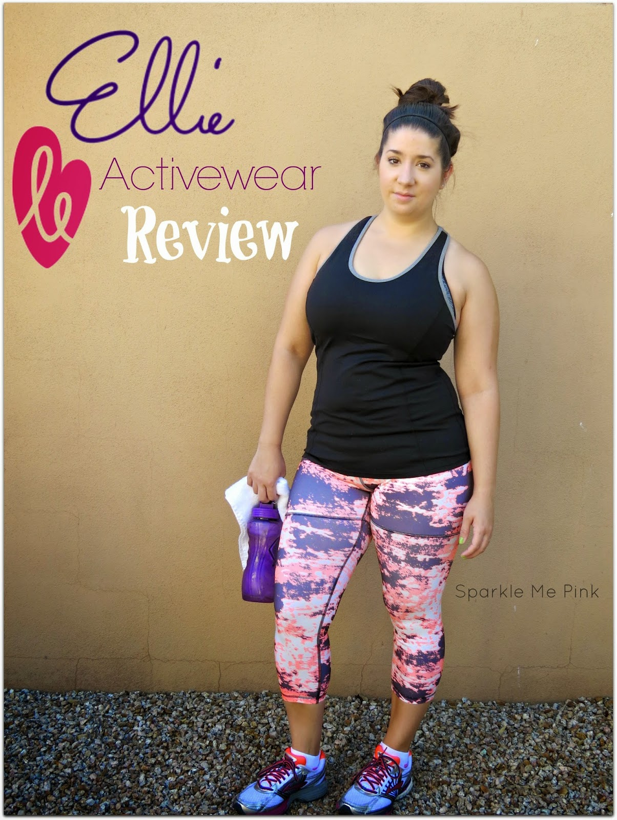 Sparkle Me Pink: My Fav Workout Apparel