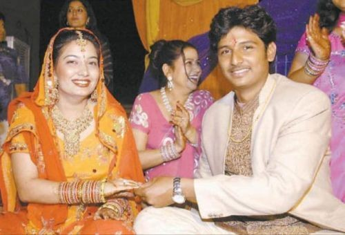 Jeeva Marriage Images
