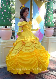 Disneyland Resort Anaheim Princess Belle