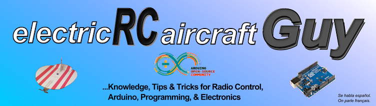 ElectricRCAircraftGuy.com -- Knowledge, Tips & Tricks for RC