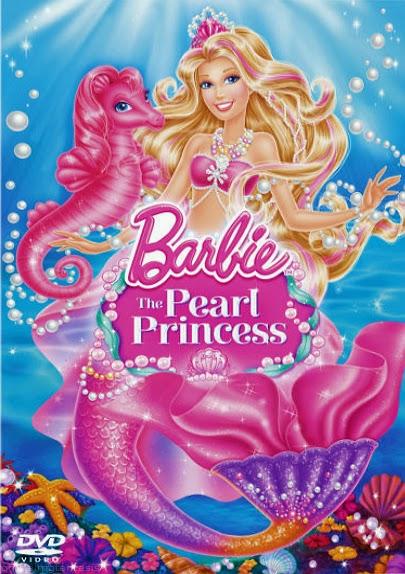 Barbie: La princesa de las perlas (2014) Online