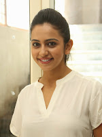 Rakul Preet photos at Rough event-cover-photo