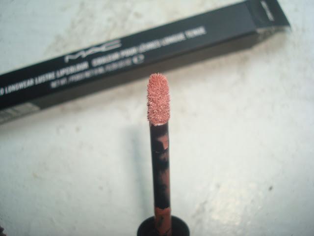 MAC Pro Longwear Lustre Lipcolour: Jazz-Y-Razz