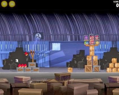 Screenshot 1 - Angry Birds RIO 1.8.0 | ApKLoVeRz