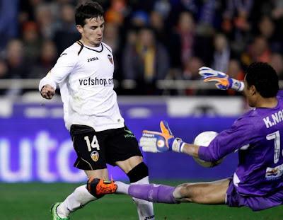 Valencia 4 - 1 Levante (3)