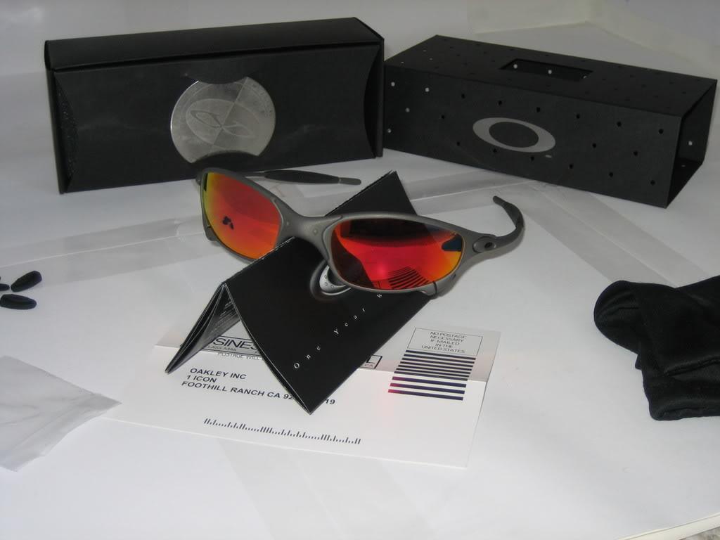 Oculos Oakley X Metal Juliet   City of Kenmore, Washington 12aca321b6