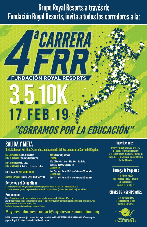 4ta Carrera FRR