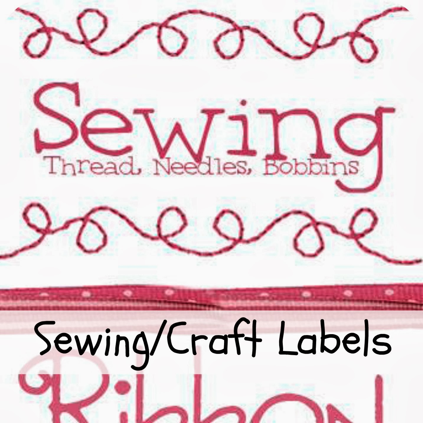 Sewing and Craft Labels