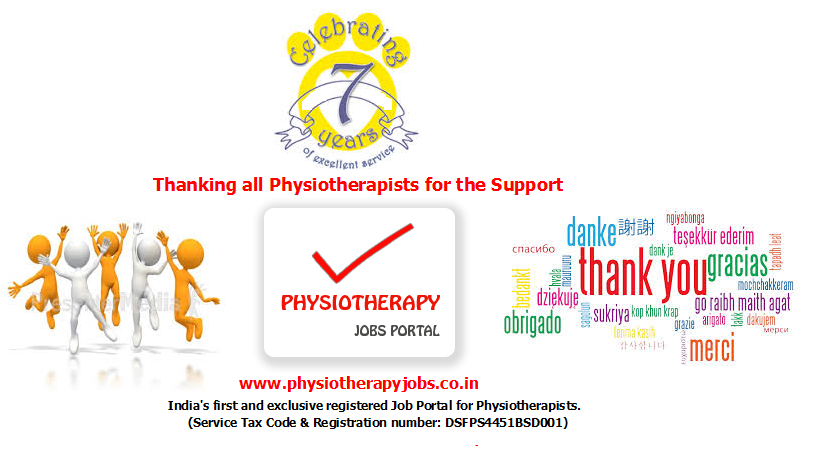 physiotherapy jobs  july 2014