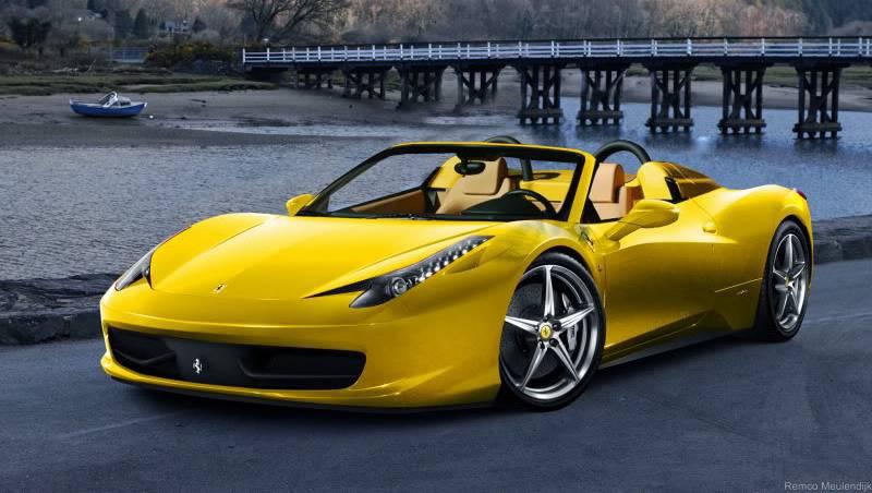 beginning ferrari has been involved in motorsport ferrari road cars ...