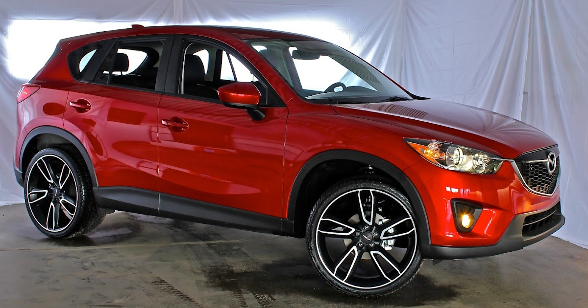 L.A. Mazda: Mazda CX-5: Edmonton Get Ready For A Real SUV