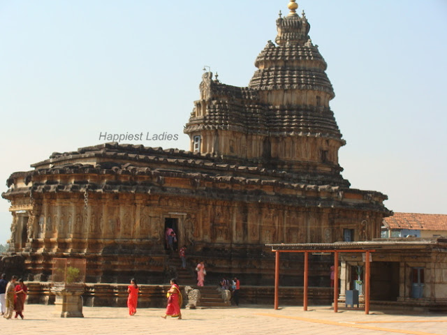 Sringeri Sri Vidyashankara Temple+in sringeri