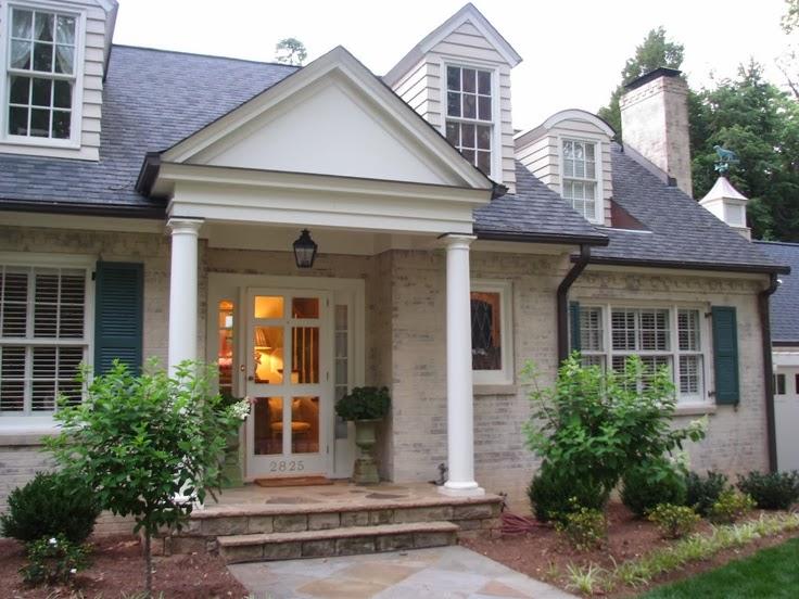 Foundation dezin decor cottage exteriors design for Cottage style exterior design