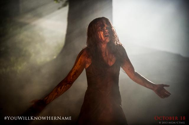 """Imágenes de la película """"Carrie"""""""