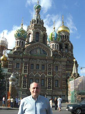 SAN PETERSBURGO (RUSIA) IGLESIA DEL SALVADOR SOBRE LA SANGRE DERRAMADA