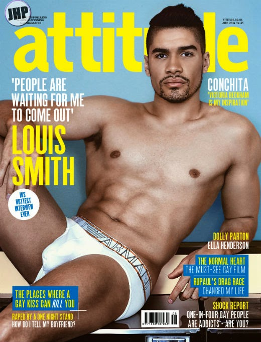 Louis Smith underwear