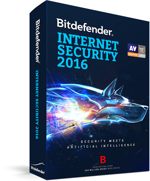 Bitdefender Internet Security 2016 (Gratis) Box_IS_ES
