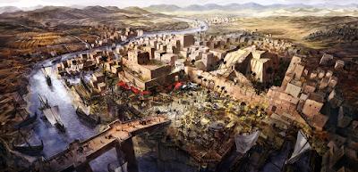 Peradaban Lembah Sungai Eufrat dan Tigris