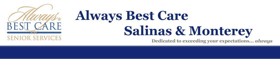 Senior Home Care Services Salinas and Monterey