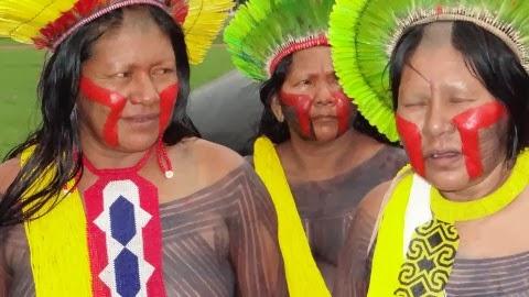 Mobilização Indigena Brasilia