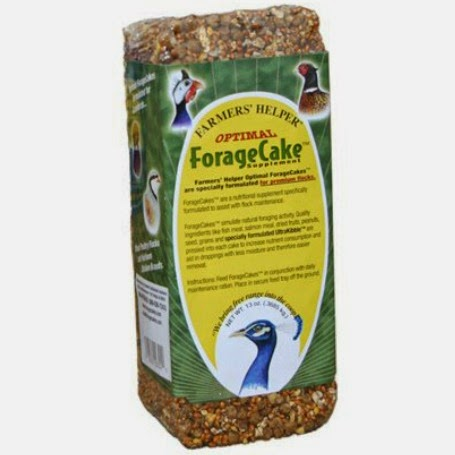A Farmer's Helper Optimal Forage Cake!