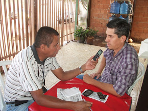 Bombeiro Rogerio é mais um candidato que pleiteia uma vaga na assembléia como deputado estadual.