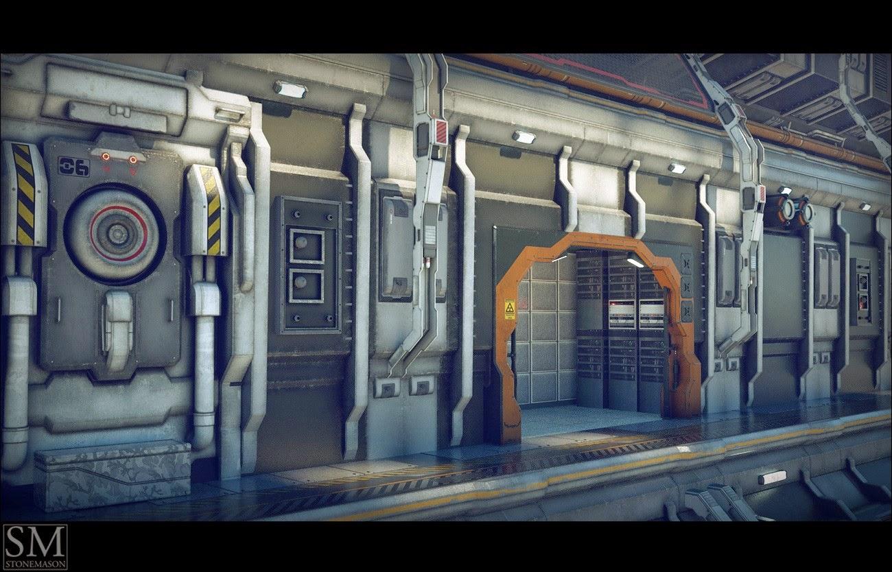 Sci Fi Hangar