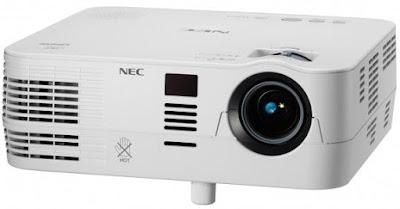 Harga Proyektor Merk NEC