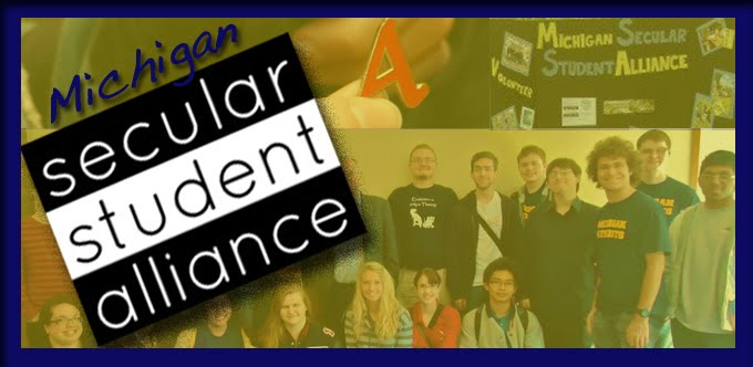 The Michigan Secular Student Alliance